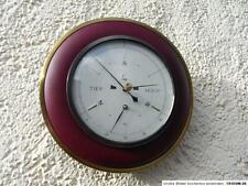 Original LUFFT Wetterstation 50er Jahre Barometer Thermometer °