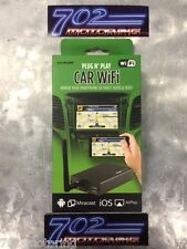 CAR WI-FI MIRABOX SCREEN MIRRORING AIR PLAY MIRACAST ALLSHARE ANDROID IPHONE USA