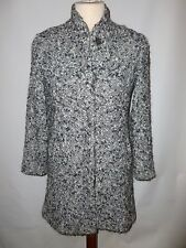 MINUET WOOL AND MOHAIR BLEND  COAT   SIZE UK 12