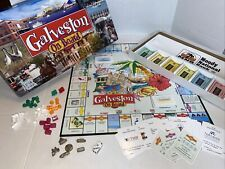 GALVESTON TEXAS OPOLY On Board Monopoly Game Themed Family Complete