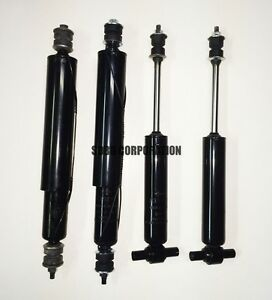 1961-1964 Cadillac Series 60 Fleetwood Gabriel Gas Shocks Front & Rear