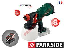 PARKSIDE® Pistolet à peinture sans fil »PFSA 20-Li A1«, 20 V Sans Bat Nichargeur