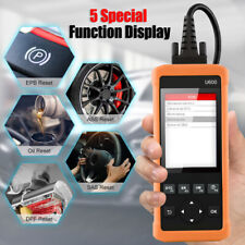 Launch Auto OBD2 Code Reader Engine ABS Airbag OBDII Scanner Diagnostic EPB DPF