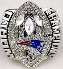 Goodies Bague Chevaliere NFL Tom BRADY New Englands PATRIOTS 2004 neuve