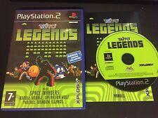 PS2 : taito legends