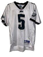 Philadelphia Eagles Donovan McNabb #5 Reebok stitched sewn jersey size XL