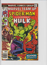 Marvel Team-up 53 First Byrne X-Men art, key