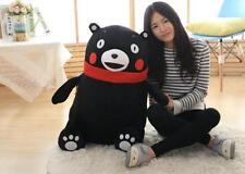 35'' Japan Kumamon Bear Mascot Plush Stuffed Animals Toys Doll Character Gifts