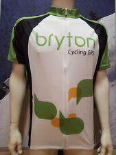 XL Bryton Cycling Fahrradtrikot Atmungsaktiv Schnell Trocknend Kurzarm Radfahren