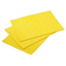 Yellow All Purpose Cloth 46 x 46cml Cleaning Catering Light Weight Jay Type