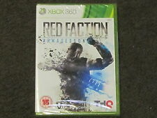 Red Faction Armageddon BRAND NEW & SEALED Xbox 360 Cheap - FREE & FAST POST