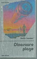 Dinosaure plage.Keith LAUMER.Science Fiction SF27B