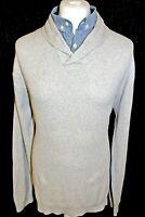 NEXT Mens Blue Shirt & Grey Jumper Combo Size XXL