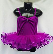 Girls Tutu, Ballet, Fairy Dress, Costume, Party,  Purple Approx 3-5yrs Dress Up