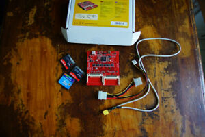 4x Compact Flash (CF) zu intern USB, interner 4fach Kartenadapter, 3,5 Zoll