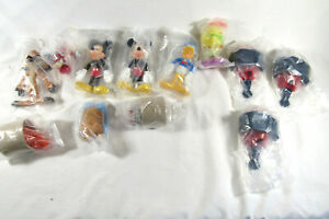 2005 Kelloggs Cereal Walt Disney Toy Lot Chicken Little Ice Age Mickey Lot of 12