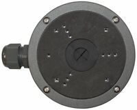 Hilook By Hikvision HIA-J102 Deep Base Wall Mount for Turret Bullet Camera Grey