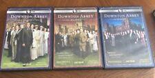 Downton Abbey Season 1 2 3  Original UK Edition 9 Discs PBS Used Preowned