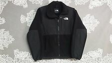 The North Face Women's Solid Black Winter Polartec Denali Fleece Jacket Sz S