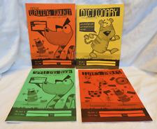 Casa escuela 4 Silvine Libros de ejercicio educativo-Elegir y Mezclar los sujetos