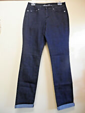 Kenneth Cole N.Y. Size 28/30 Slim Skiny Dark Blue Jeans NWOT
