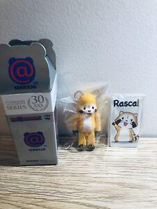 Medicom Be@rbrick Bearbrick Series 30 - Cute (Rascal The Raccoon) 100%