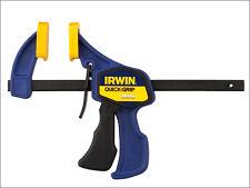 """Irwin 546EL7 Mini Abrazadera De Barra de agarre rápido 6"""" (150MM) X 1"""
