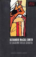 L- LE LACRIME DELLA GIRAFFA - SMITH - REPUBBLICA - NOIR -- 2012 - B - YDS196