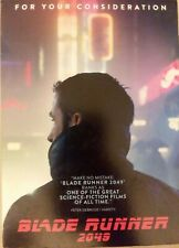 Blade Runner 2049 Fyc Dvd For Your Consideration Award Promo Screener New fr/shp
