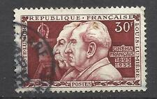 5409-ANTIGUO SELLO FRANCIA Nº1033 AÑO 1955 VALOR 5,50€ FRANCE,