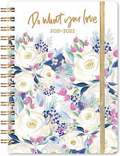 2021 2022 Academic Planner Weekly Amp Monthly Planner With Tabs Jul 2021 Jun