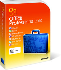 MS Office 2010 Professional Plus Key 32-64bits + Download link Fast Delivery 1PC