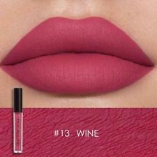 FOCALLURE Matte Lipgloss Sexy Liquid Lip Gloss Matte Long Lasting Waterproof