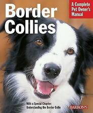 Border Collies (Complete Pet Owner's Manual)-ExLibrary