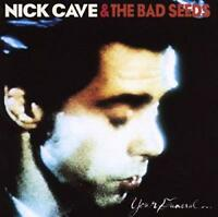 Nick Cave And The Bad Seeds - Your Funeral... My Trial (NEW CD+DVD)