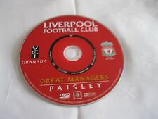 LIVERPOOL - 3 MANAGERS PAISLEY - DISC ONLY (RB4)  {DVD}