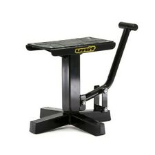 Lift Up Motocross Bike Stand Black MX New