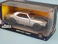 JadaToys 1:32 Fast & Furious 97186  Roman's Chevy Camaro /TOP+OVP