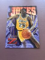 Eddie Jones - 1996 Skybox Z Force Card - LA LAKERS