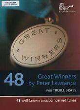 Great Winners Treble Brass Trumpet (Book/CD) - Same Day P+P