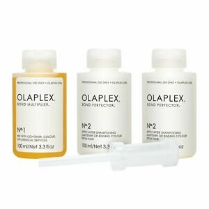 Olaplex Traveling Stylist Kit 1 set 3pcs All hair types rejuvenate repair