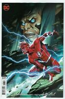 Flash Forward # 3 DC COMICS Variant Cover B VIRGIN 1ST PRINT