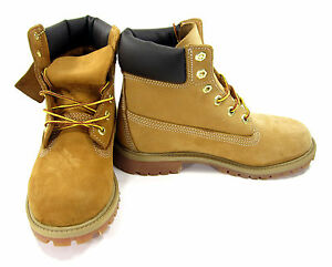 Timberland Shoes 6 Inch Premium Brown/Wheat Sneakers Men 5 Womens 7
