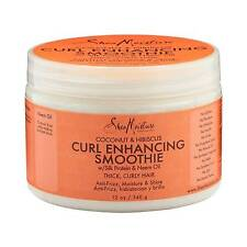 Shea Moisture Coconut & Hibiscus Curl Enhancing Smoothie Thick / Curly Hair 340g