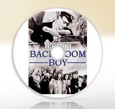 Back Room Boy (1942) DVD Classic Comedy Movie / Film Arthur Askey