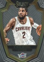 2014-15 Select Basketball #125 Kyrie Irving Premier Level Cleveland Cavaliers