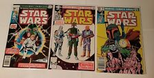 Star Wars Marvel Complete Run 1-107 + 1,2,3 Annuals + 1-4 ROTJ + CGC, Nice!
