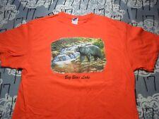 XL- Big Bear Lake Delta Brand T- Shirt