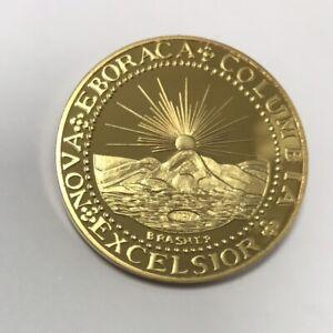 Médaille - Réplique de 1 Brasher Doubloon 1787 - Etats-Unis