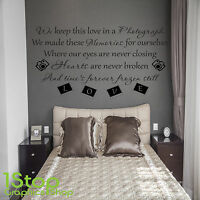 ED SHEERAN PHOTOGRAPH WALL STICKER - BEDROOM LOUNGE WALL ART DECAL X416